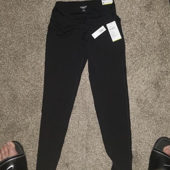 c665dbd29669c Old Navy Pants | Mid Rise Elevate Compression Leggings | Poshmark